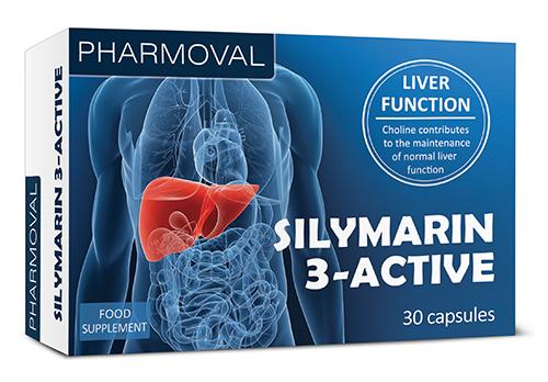 Silymarin 3 Active